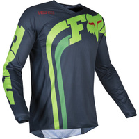 FOX RACING 180  COTA NAVY BLUE MX OFF ROAD EXTRA LARGE JERSEY