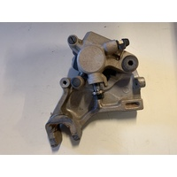HONDA XR 400 250 600 650 R L  REAR BRAKE CALIPER AND MOUNTING BRACKET