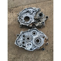 WRECKING YAMAHA 660 RAPTOR ATV , THIS LISTING IS FOR THE CRANK CASES