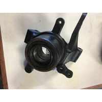 SUZUKI EIGER 400 FRONT RIGHT HAND STEERING KNUCKLE