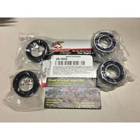 HONDA TRX 350 2X4 FRONT WHEEL  BEARING AND SEAL KIT 2000 - 2006 25 1510