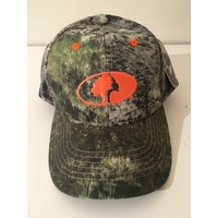 MOSSY OAK  TREE  CAMO CAMOUFLAGE  HUNTING CAP HAT SNAP BACK  MESH