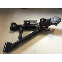 HONDA TRX 350 4X4 400 FA LEFT UPPER FRONT A ARM 2000 - 2007