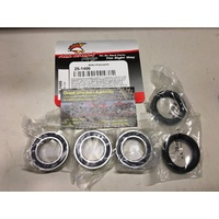 YAMAHA YZ  250 F 450 F REAR WHEEL BEARING KIT ALL BALLS 1406