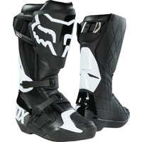 FOX 180 MX BOOTS BLACK SIZE 12  ON SALE AT A BARGAIN PRICE GET IN QUICK !
