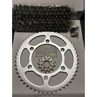 KTM 50 STEEL SUPERSPROX 13 T CHAIN & SPROCKET EK XRING 250 300 450 500