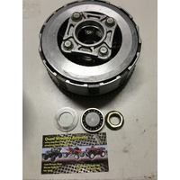 KAWASAKI KLF 220 250 MANUAL CLUTCH - BASKET COMPLETE