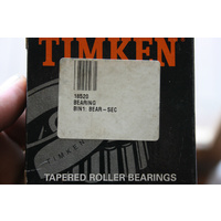 TIMKEN part number 18520 Tapered Roller Bearing CUP ONLY 2 X