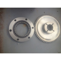 YAMAHA YFM 350 / 400 STARTER CLUTCH WRECKING QUADS