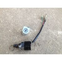 HONDA CT 110 POSTIE IGNITION AND KEY  INCLUDING STEERING LOCK