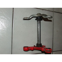 HONDA CT 110 POSTIE TRIPPLE CLAMPS TOP AND BOTTOM