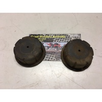 YAMAHA AG 200 FUEL TANK ROUND RUBBER MOUNT LEFT & RIGHT