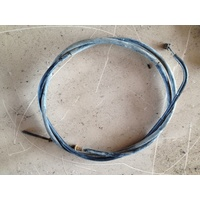 YAMAHA GRIZZLY 600 YFM 4x4 LEFT HAND BRAKE CABLE