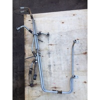 WRECKING YAMAHA RHINO 660 OIL COOLER LINES