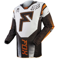 FOX RACING  MX ENDURO OFF ROAD FRANCHISE JERSEY ORANGE SIZE MEDIUM