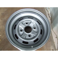 ATV RIM 12 X 7 REAR 4x 110mm BRAND NEW
