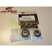 KAWASAKI KX 250 1974 1975    NEW REAR WHEEL BEARING KIT  1197