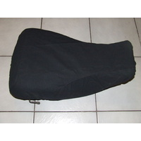 ATV QUAD CANVAS SEAT COVER YAMAHA 400 / 350 BIGBEAR / PROFESSIONAL